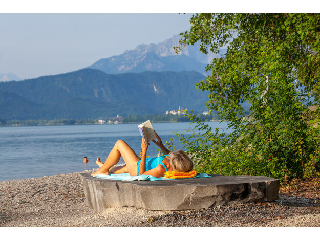 Relaxen am Forggensee